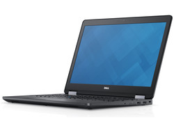 In review: Dell Latitude 15 E5570. Test model courtesy of Notebooksbilliger.