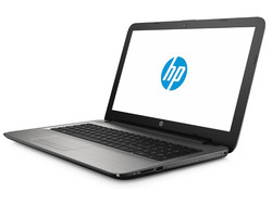 In review: HP 15-ay116ng. Test model provided by Cyberport.de