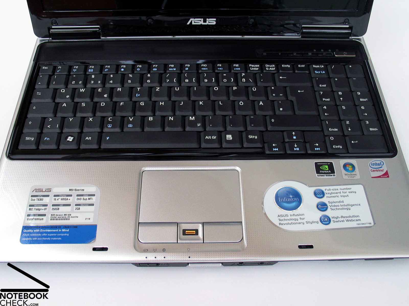 ASUS M51SN TOUCHPAD DRIVER WINDOWS