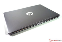 In review: HP EliteBook Folio G1. Test model courtesy of Notebooksbilliger.