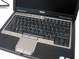 Dell D620 Keyboard