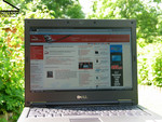 Dell Vostro 1310 Outdoors
