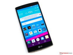 In review: LG G4. Review sample courtesy of LG Germany.