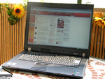 Lenovo Thinkpad R61 Outdoor