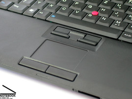 Lenovo Thinkpad R61 Touchpad