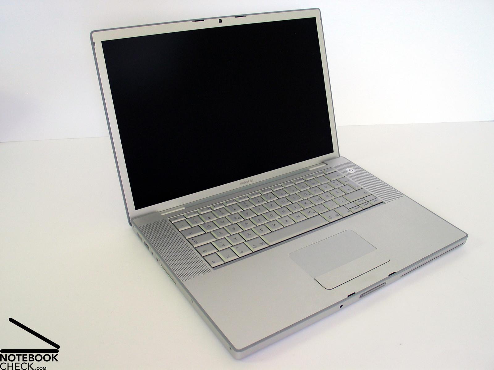 Apple Macbook Pro (15 inch Santa Rosa)