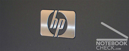 Review HP Compaq 6720s Logo
