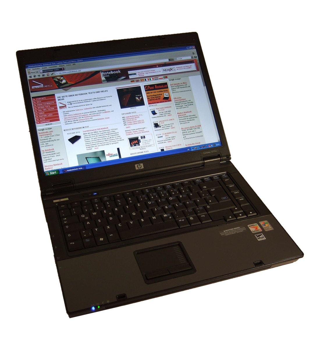 COMPAQ 6715B TOUCHPAD DRIVER FOR WINDOWS DOWNLOAD