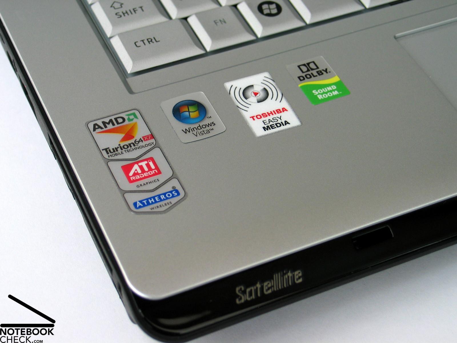 Análise Toshiba Satellite A200-1O6Similar NotebooksRating