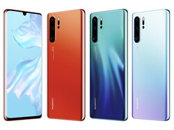 The Huawei P30 Pro smartphone review. Test device courtesy of Huawei Germany.