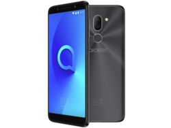 In review: Alcatel 3X. Provided courtesy of: Alcatel Germany.