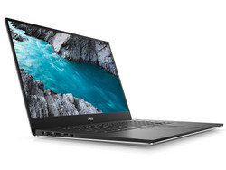 In review: Dell XPS 15 9570. Test model courtesy of Dell Germany.