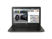 Breve Análise do Workstation HP ZBook 15 G4 (Xeon, Quadro M2200, Full-HD)