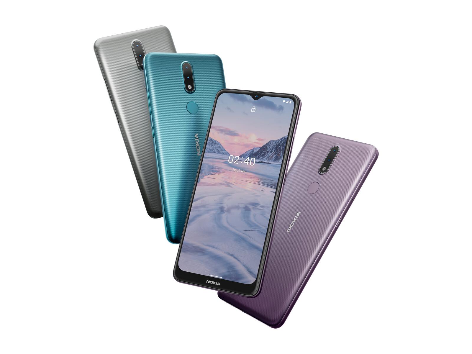Nokia 2.4 - Notebookcheck.info