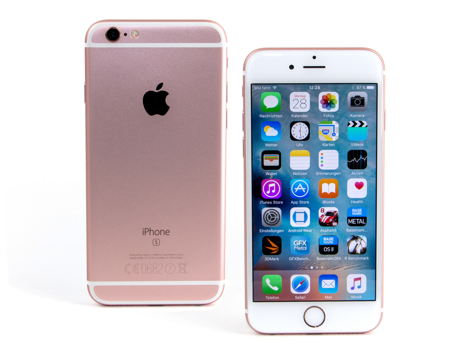 c769126183e Apple iPhone 6S - Notebookcheck.info