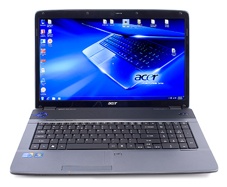 Acer Aspire 7740G Touchpad Windows