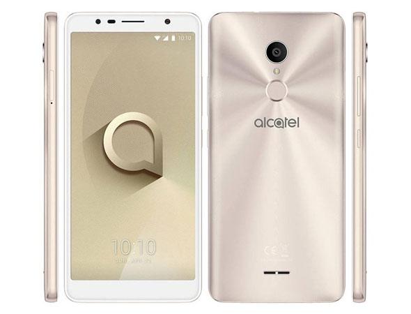 Alcatel 3V - Notebookcheck info