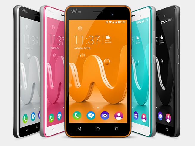 Image result for Wiko Jerry MT6580