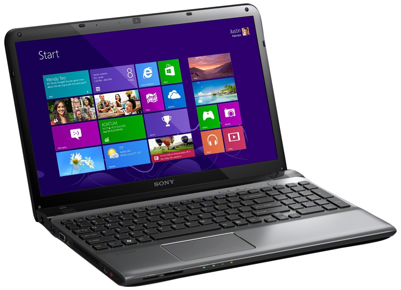 Sony Vaio SVE1112M1EW - Notebookcheck.info