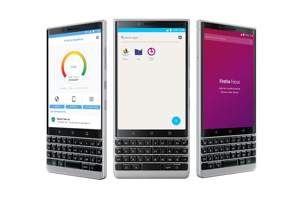 BlackBerry Blackberry serie - Notebookcheck info