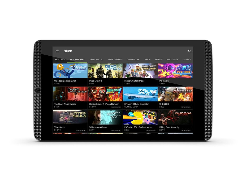 nvidia shield tablet k1 shield serie processador nvidia tegra k1