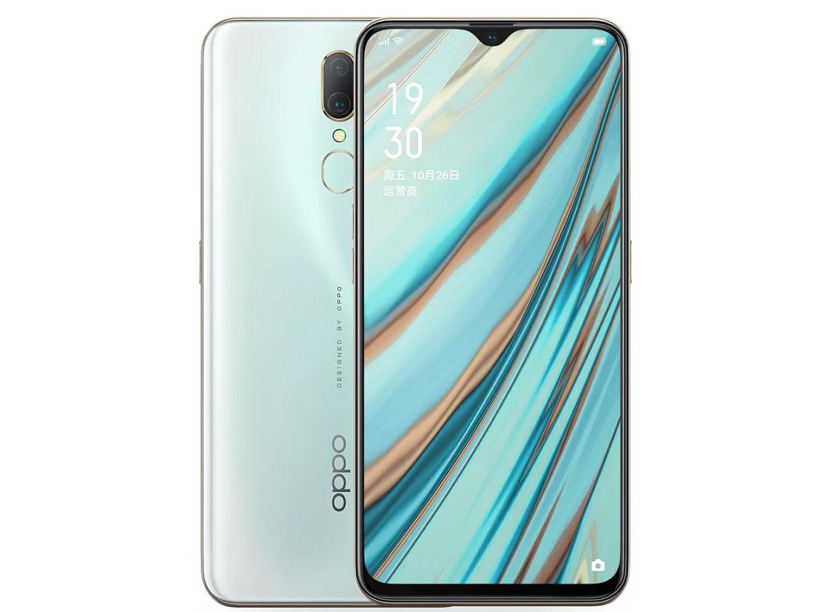 Oppo A serie - Notebookcheck info