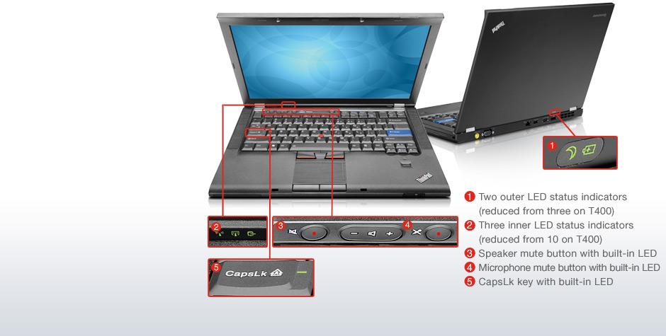 Lenovo ThinkPad T510-NTH4JGE - Notebookcheck info