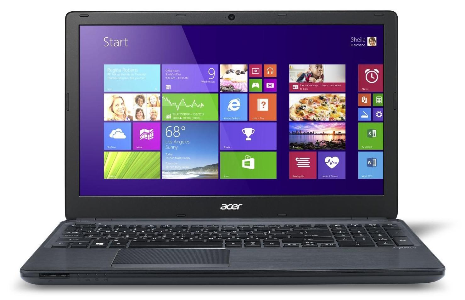 Driver: Acer Aspire E5-572G Broadcom Bluetooth