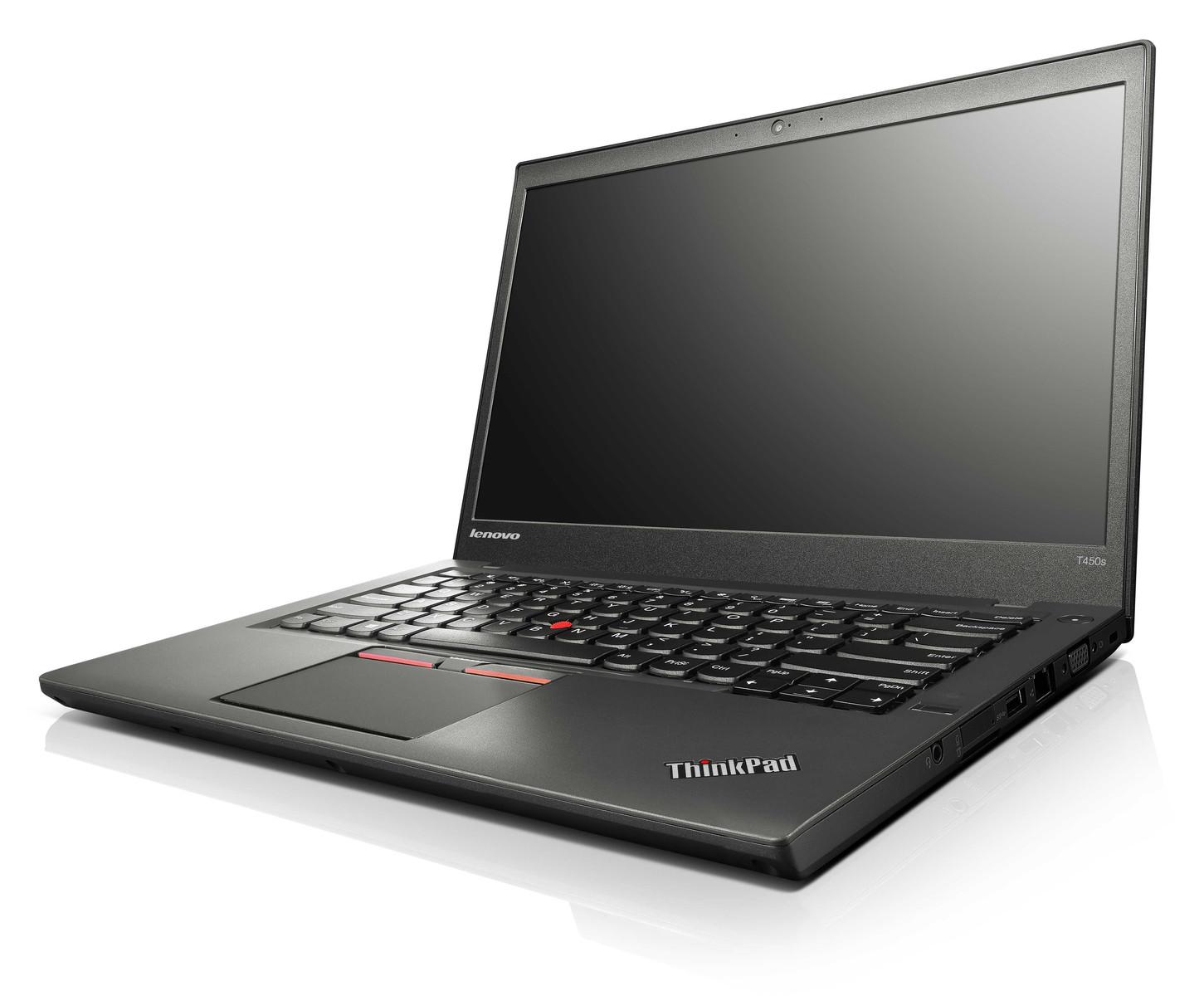 Thinkpad T450s: Especificações e configurações