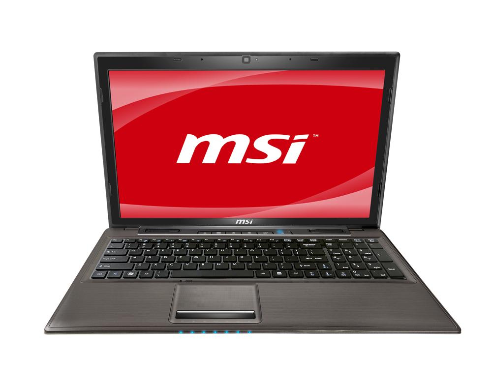 MSI GE620DX Notebook Windows 8