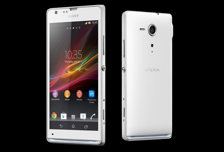 Sony Xperia Sp Notebookcheck Info